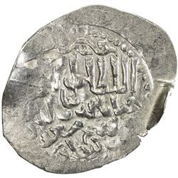 SELJUQ OF RUM: Mas'ud II, 2nd reign, 1302-1308, AR dirham (2.11g), Finike, AH702. VF-EF