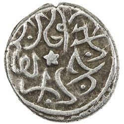 KARAMANID: Pir Ahmad, 1464-1466, AR akce (0.89g), Konya, AH870. VF-EF
