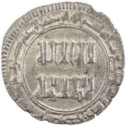 QARAKHANID: Ahmad b. 'Ali, 994-1016, AR dirham (3.49g), Quz Urdu, AH400. EF