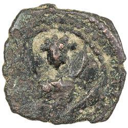 SALDUQIDS: Diya' al-Din Ghazi, 1116-1132, AE fals (2.74g), NM, ND. F