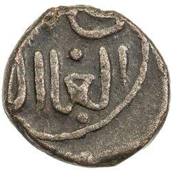 GREAT MONGOLS: Anonymous, ca. 1220s-1230s, AE jital (3.51g), Nimruz, ND. VF