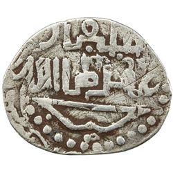 GREAT MONGOLS: Ogedei, 1227-1241, AR dirham (1.95g), Baylaqan, ND. F