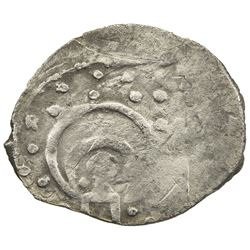GOLDEN HORDE: Anonymous, ca. 1270s-1310s, AR dirham (1.23g), [Bulghar], ND. F
