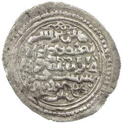 ILKHAN: Ghazan Mahmud, 1295-1304, AR dirham (2.12g), Kangar (modern Cankiri), AH702. VF-EF