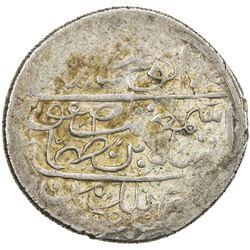 SAFAVID: Isma'il II, 1576-1578, AR 2 shahi (4.75g), Fuman, ND. VF-EF