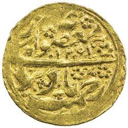 MANGHIT OF BUKHARA: Muzaffar al-Din, 1860-1886, AV till