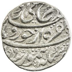 DURRANI: Taimur Shah, 1772-1793, AR rupee (11.44g), Multan, AH1199 year 7. EF