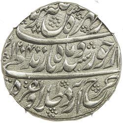 DURRANI: Taimur Shah, 1772-1793, AR rupee, Kashmir, AH1204 year 16. NGC AU55