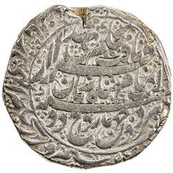 DURRANI: Shah Zaman, 1793-1801, AR double rupee (23.07g), Kabul, year 6. VF-EF