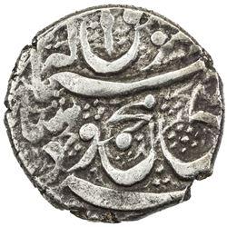 DURRANI: Mahmud Shah, 1801-1829, AR 1/2 rupee (5.16g), Herat, AH1243. VF-EF