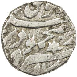 DURRANI: Mahmud Shah, 2nd reign, 1809-1817, AR rupee (11.34g), Bhakhar, AH(12)28. VF