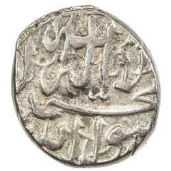 ALIKOZAI: Yar Muhammad Khan, 1842-1851, AR jendek (1/6 rupee) (1.88g), Herat, AH1258. EF