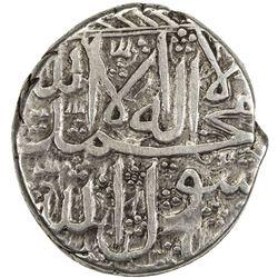 BARAKZAI: Muhammad Akbar, 1842-1843, AR rupee (9.27g), Kabul, AH1258. VF