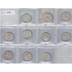 PHILIPPINES:lot of 10 pieces