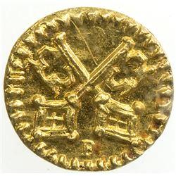REGENSBURG: AV 1/32 ducat, ND (ca. 1744). BU