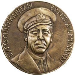 GERMANY: AE medal, 1937. EF