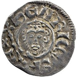 ENGLAND: John, 1199-1216, AR penny, ND. VF
