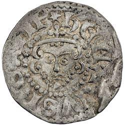 ENGLAND: Henry III, 1247-1272, AR penny (1.28g), London. VF