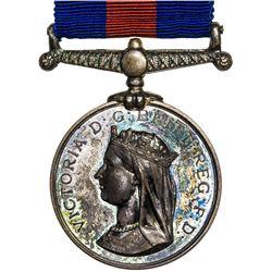 GREAT BRITAIN: Victoria, 1837-1901, AR medal