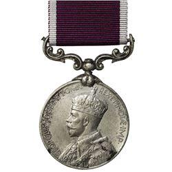 GREAT BRITAIN: George V, 1910-1936, AR medal. EF