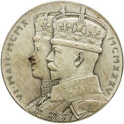 GREAT BRITAIN: George V, 1910-1936, AR medal (85g). AU