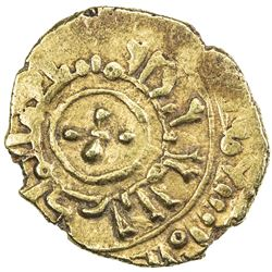 SICILY: William II, 1166-1189, AV tari (1.31g), MM, AHxx9. VF