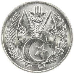ALGERIA: People's Democratic Republic, 1 dinar, 1964/AH1383. PCGS SP