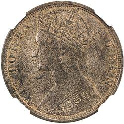 HONG KONG: Victoria, 1842-1901, AE cent, 1901. NGC MS62