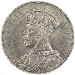 NEW ZEALAND: George V, 1910-1936, AR crown, 1935, PCGS Proof 64