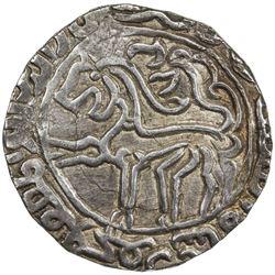 BENGAL: Mahmud III, 1433-1459, AR tanka (10.68g), AH(84)9. VF-EF