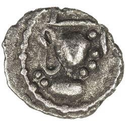 SIND: Yashaditya, 7th century, AR damma (0.46g). VF-EF