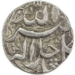 MUGHAL: Akbar I, 1556-1605, AR rupee (11.39g), Srinagar, IE50. EF