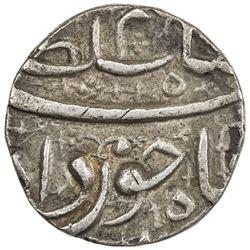 MUGHAL: Selim Shah, 1605, AR 1/2 rupee (5.68g), Ahmadabad, year 2. EF