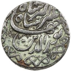 MUGHAL: Jahangir, 1605-1628, AR rupee (11.40g), Akbarnagar, AH1021. VF