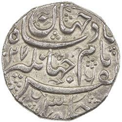 MUGHAL: Jahangir, 1605-1628, AR rupee (11.43g), Ahmadabad, AH1027. EF-AU