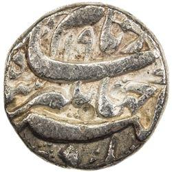 MUGHAL: Jahangir, 1605-1628, AR rupee (11.22g), Allahabad, AH1034 year 19. VF