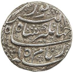 MUGHAL: Jahangir, 1605-1628, AR rupee (11.36g), Lahore, AH1029 year 15. EF