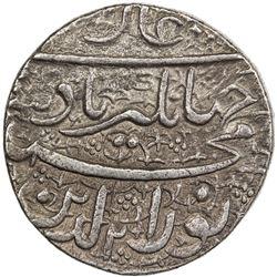 MUGHAL: Jahangir, 1605-1628, AR jahangiri rupee (13.59g), Ahmadabad, AH1016 year 2. EF