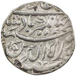 MUGHAL: Jahangir, 1605-1628, AR jahangiri rupee (13.43g), Tatta, AH1019 year 5. VF-EF