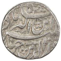 MUGHAL: Jahangir, 1605-1628, AR jahangiri rupee (13.61g), Kashmir, AH1021. VF