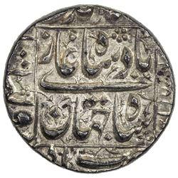 MUGHAL: Shah Jahan I, 1628-1658, AR 1/2 rupee (5.73g), Daulatabad, AH1044. UNC