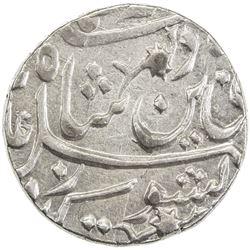 AWADH: AR rupee (11.23g), Muhammadabad Banaras, year 26. EF