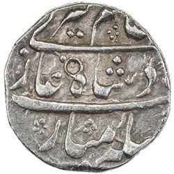 INDORE: AR rupee (11.46g), Malharnagar, year 2. VF