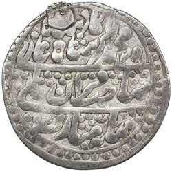 JAIPUR: AR nazarana rupee (11.31g), Sawai Jaipur, AH1251 year 29. VF
