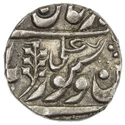 JODHPUR: Jaswant Singh, 1873-1895, AR 1/4 rupee (2.89g), Jodhpur, ND. AU
