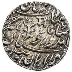 JODHPUR: Sardar Singh, 1895-1911, AR 1/2 rupee (5.70g), Jodhpur, ND. UNC