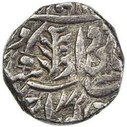 JODHPUR: Sardar Singh, 1895-1911, AR rupee (11.41g), Pali, ND. EF