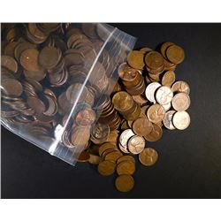 1000 Mixed Date Wheat Cents