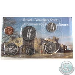 1973 Canada Large Bust Variety Proof Like Set.