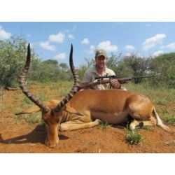 10 Day Plains Game Hunt for 2 Hunters in South Africa.